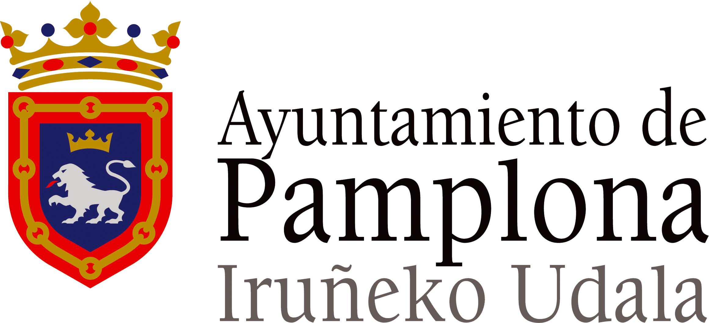 Logotipo Ayuntamiento de Pamplona